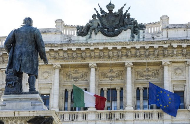 """Telling migrants to """"go home"""" is racism, rules Italy's top court"""