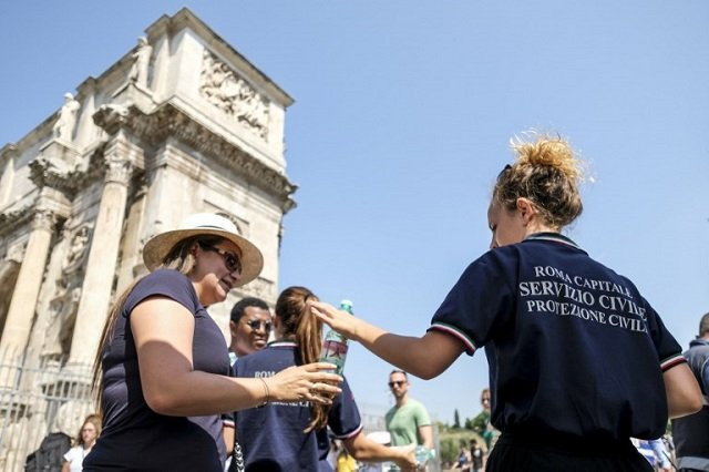 Several deaths linked to Italy's scorching summer heatwave