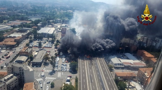 Four questions and answers after deadly Bologna truck explosion
