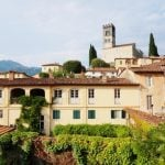Welcome to Barga, the most Scottish town in Tuscany