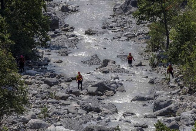 At least ten dead in flood in southern Italy