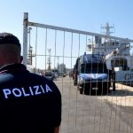 Four suspected people smugglers among migrants rescued by Italian coastguard