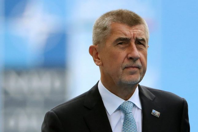 Czech PM calls for no illegal migrants in Europe ahead of visit to Italy