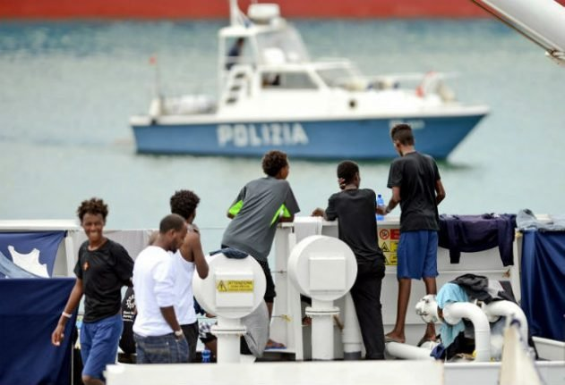 UN calls on EU members to take in Italy refugees