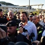 Government divided over motorways contractor in wake of Genoa tragedy