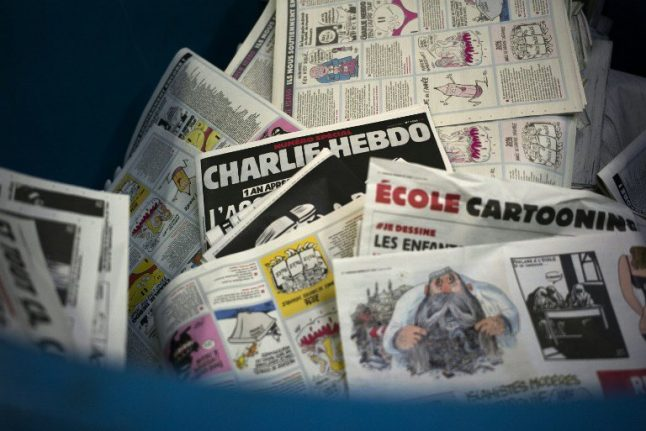 Charlie Hebdo enrages Italy with cartoon about Genoa bridge collapse