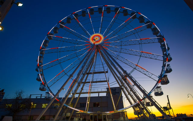 5-year-old girl injured in Ferris wheel accident in southern Italy