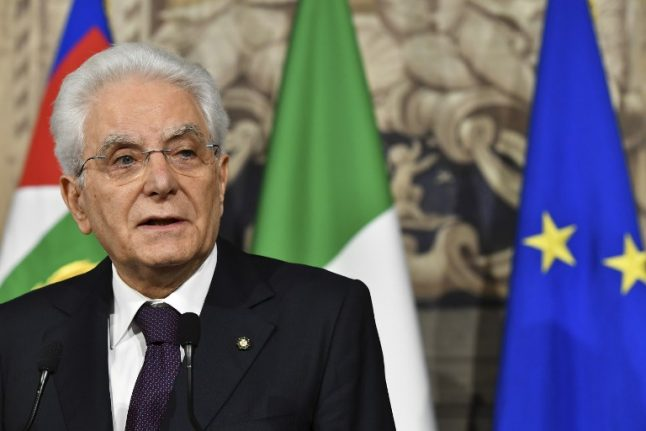 Twitter trolls' 'coup' against Italy's president to be probed