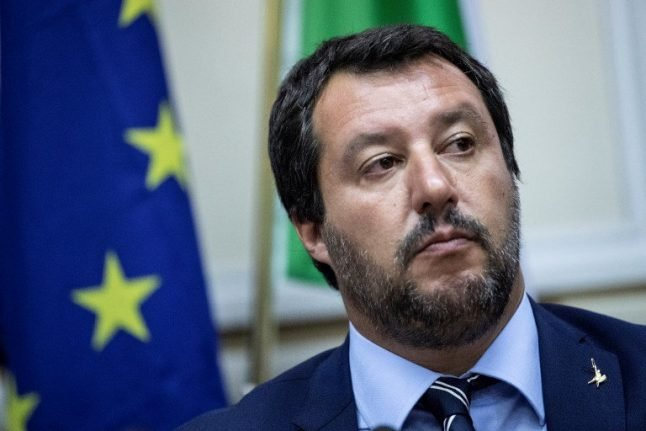 Salvini 'exaggerated' with pledge to repatriate 500,000 migrants says League colleague