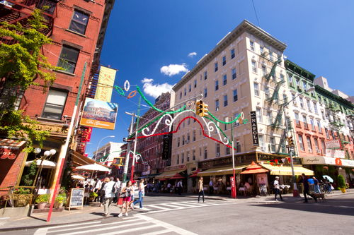 The Feast of San Gennaro in New York: the biggest Italian street fair outside of Italy?