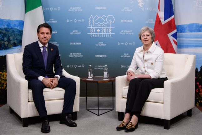 What's at stake for Italy in the Brexit negotiations?