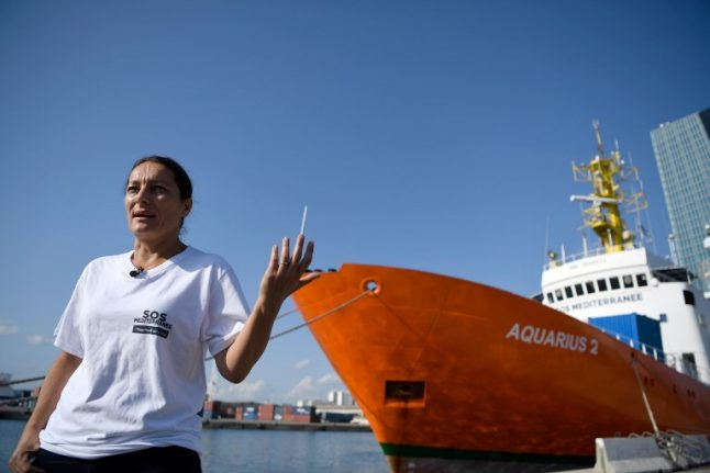 NGOs 'reeling' after Italy pressures Panama to revoke flag from Aquarius rescue ship