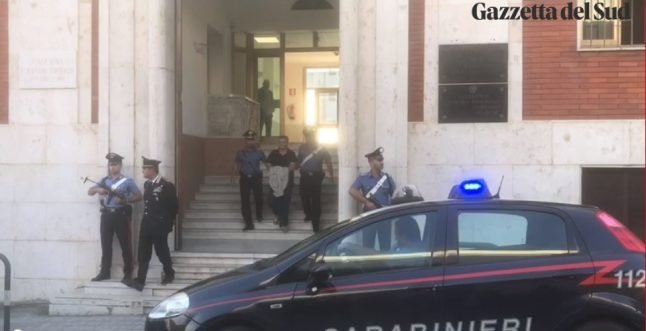 18 arrested on mafia charges in Calabria