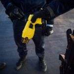 Italian police fire Tasers for the first time, on naked homeless man in Florence