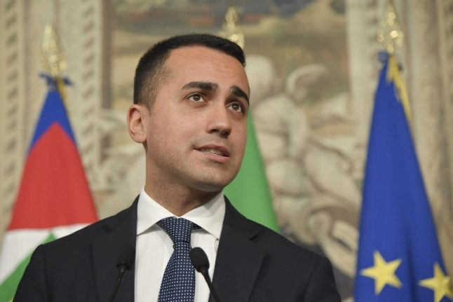 Five Star Movement calls for 'courageous' budget for Italy