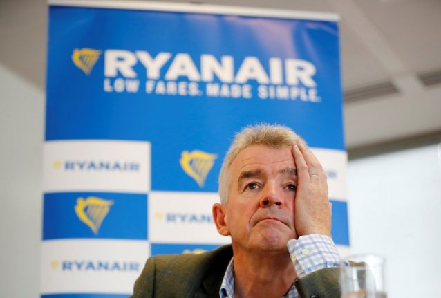 Ryanair deal with Italian pilots concluded but strikes to go ahead