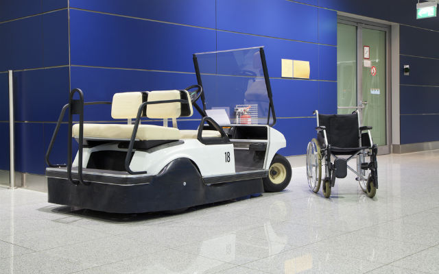 Rome's airports launch special service for disabled passengers