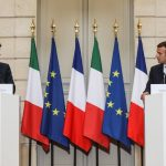 'Political crisis between Italy and the rest of Europe': France's Macron slams Italian migrant policy