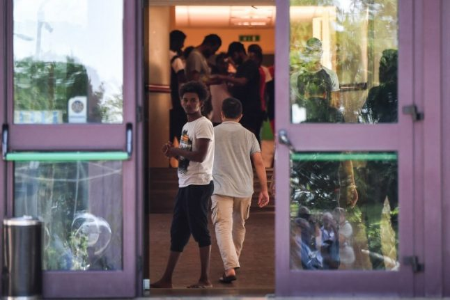 Some 50 migrants allowed to land in Italy have 'disappeared'