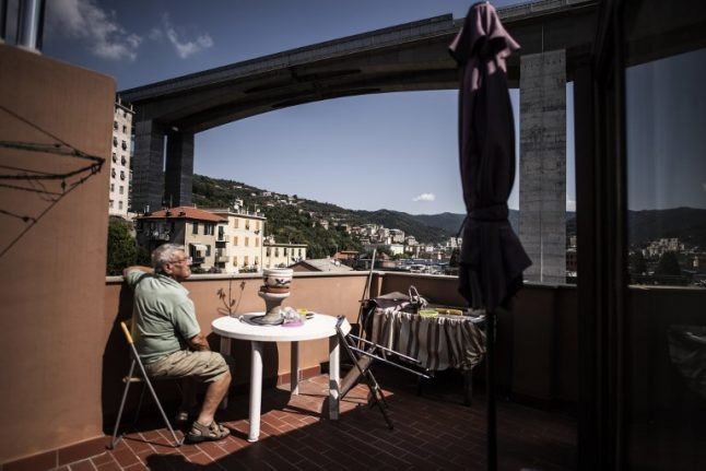 One month after bridge collapse, Genoa tries to look to the future