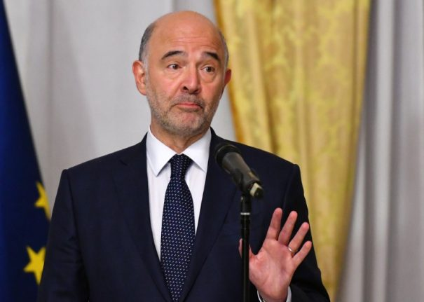 EU to reject Italy's budget and order a rethink