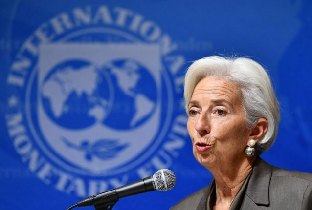 Italy must 'play by the rules' on budget: IMF chief