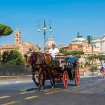 Rome announces new measures to rein in horse and carriage drivers