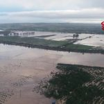 Violent storms cause flooding in eastern Sicily