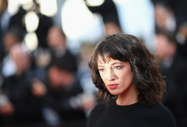 Italian actress Asia Argento admits having sex with underage co-star
