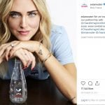 'The end of the world': fashion blogger's €8 a pop bottled water sparks controversy