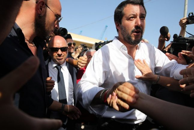 Hidden camera documentary set to cause new political scandal in Italy