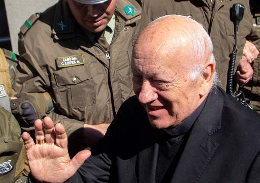 Chile archbishop remains silent over abuse cover-up claims