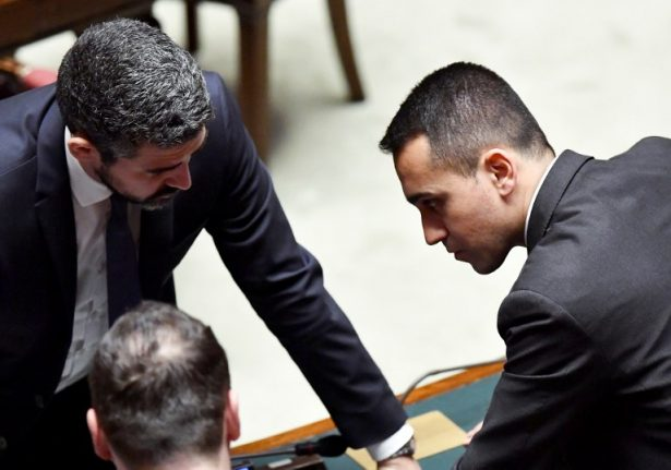 Italy's budget was tampered with to favour tax evaders, deputy PM claims