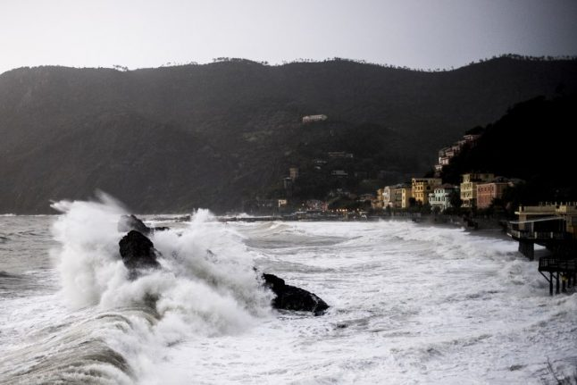 Nine dead and one missing after storms batter Italy