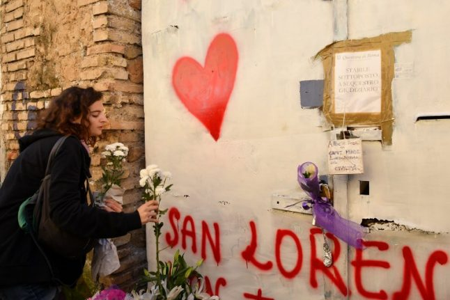 Three arrested for murder of teenage girl in Rome