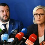 Italy and France anti-EU leaders slam Brussels 'bunker'