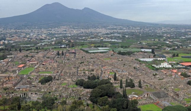 Was Pompeii destroyed two months later than we thought?