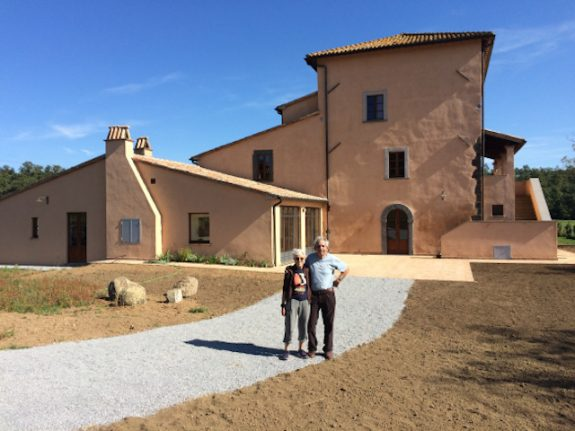 Finding a home in the Italian countryside: A survivors' guide