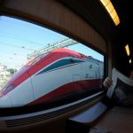 From December, you can take the fast train direct from Rome airport