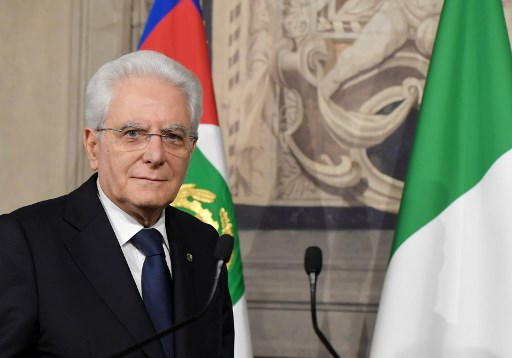 Italian president defends free press after government ministers insult journalists