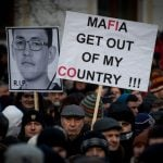 Journalists an 'easy target' for mafia, says watchdog