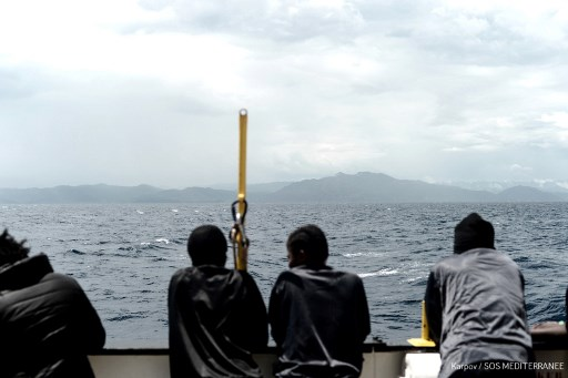 Italy asked to take in migrants rescued by Spanish fishing boat