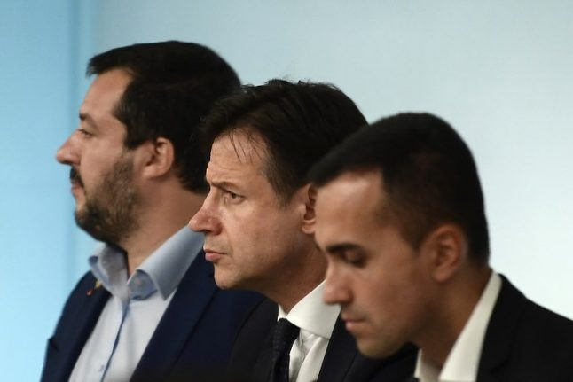 Italy risks EU sanctions by sticking to debt-happy budget