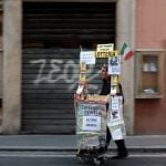 EU predicts Italy's deficit will soar next year