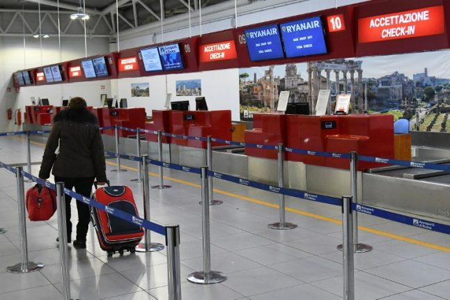 Italy to sue Ryanair, Wizz Air over cabin bag charge