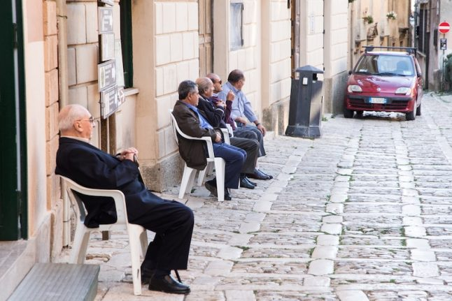 'There's no privacy setting': swapping the big city for a small town in Italy