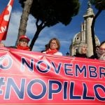 Why activists believe Italy's divorce reforms would be terrible for women and children