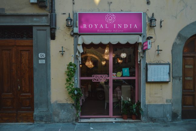 Good curry in Italy? It exists, and it's in Florence