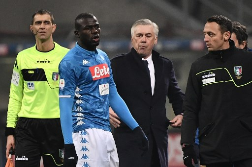 Inter Milan fan dies after violence at Napoli game