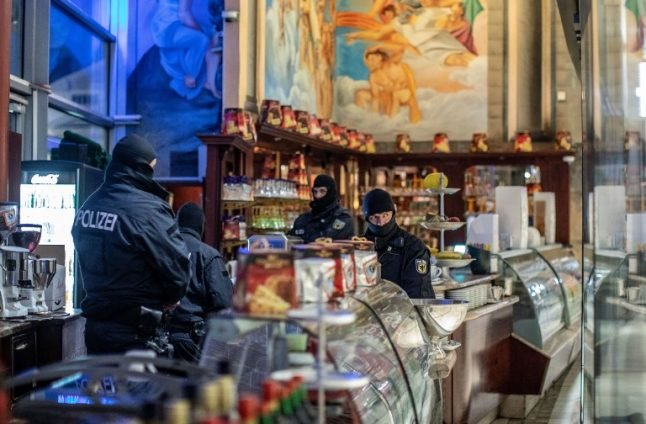 The Italian mafia is expanding abroad, and European police forces aren't prepared